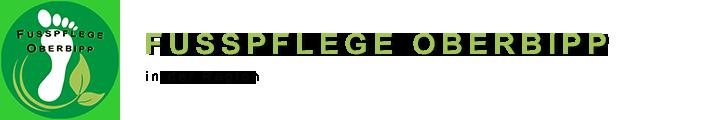 Fusspflege-Oberbipp Logo